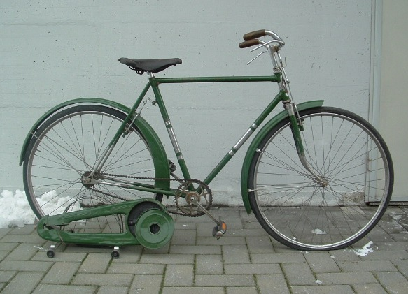 Bici Retrò Le Bici Legnano Freni Bacchetta 1960
